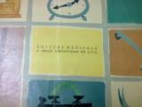 Carte pt copii cantece 1965