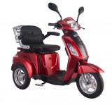Tricicleta electrica trei roti Trilux 48V 20Ah Autonomie 60Km RosuPB Cod:E00015-1