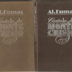 Al.Dumas-Contele de Monte Cristo 2 vol. - Carte de aventura