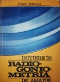 Eugen Bolborici - Inițiere în radiogonometria de amator, 1984
