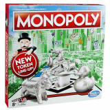 Joc de societate Monopoly Clasic lb romana C1009 Hasbro
