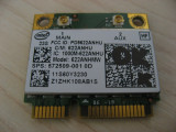 Placa wireless HP 572509-001, 539522-001, 622ANHMW, Intel Advanced-N 6200