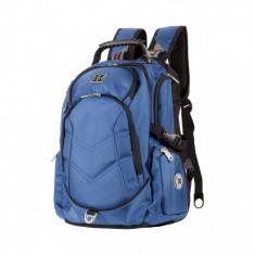 Rucsac notebook Serioux SRX-BPK-TRIP-BL, max 15.6 inch, nylon 1680D, albastru - Geanta laptop Serioux, Nailon