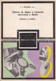 C. J. Richards - Sisteme de afișare și transm electronică a datelor