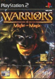 Warriors of Might and magic- PS2 [Second hand], Actiune, 12+, Single player