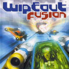 Wipeout Fusion - PS2  [Second hand], Curse auto-moto, 3+, Multiplayer