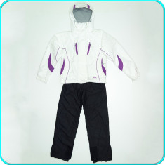 Costum de ski—iarna, impermeabil, TRESSPAS → fete | 13—14 ani | 158—164 cm - Echipament ski Crane, Copii