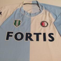 Tricou fotbal - FEYENOORD ROTTERDAM (Olanda) - Tricou echipa fotbal, Marime: XL, Culoare: Din imagine, De club, Maneca scurta