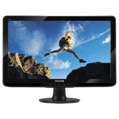 Monitor 22 inch LCD, Philips 222E, Black - Monitor LCD Philips, 1920 x 1080