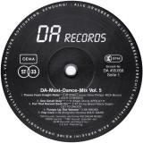 DA Maxi-Dance-Mix Vol. 5 (1988, DA Records) disc vinil Maxi Single italo-disco