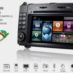 Mercedes CLASA A, B Vito, Viano, Sprinter, DVN-MBA Android Navigatie Dvd Auto Gps Dynavin - MCA66751 - Navigatie auto