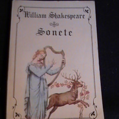 SONETE-WILLIAM  SHAKESPEARE-TRAD. GH. TOMOZEI-174 PG