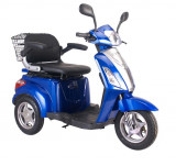 Tricicleta electrica trei roti Trilux 48V 20Ah Autonomie 60Km Albastru PB Cod:E00015-2