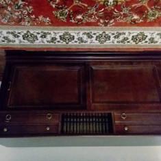 Mobila lemn masiv - Set mobila living
