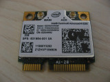 Placa wireless HP 631954-001, Lenovo 60Y3253, 62205ANHMW, Intel Advanced-N 6205