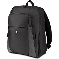 Rucsac notebook 15.6 inch HP Essential H1D24AA - Geanta laptop HP, Negru