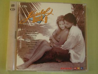 KUSCHELROCK 9 - 1995 - 2 C D Originale ca NOI foto