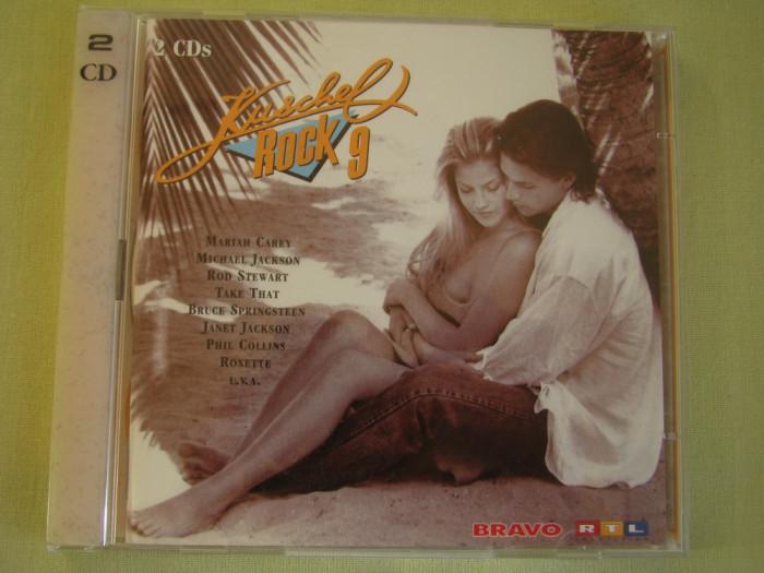 KUSCHELROCK 9 - 1995 - 2 C D Originale ca NOI