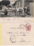 Dobrogea, Constanta -Sacagiu - tipuri-clasica, rara, Circulata, Printata