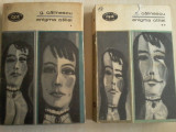 George Calinescu - Enigma Otiliei, Vol. 1,2, George Calinescu