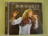 BOB MARLEY -  The Album - 2 C D Originale ca NOI, CD