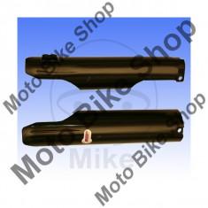 MBS Protectii negre telescoape fata Yamaha WR 450 F 5TJ9 CJ07W 2005, Cod Produs: 7161318MA