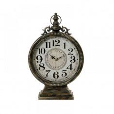 Ceas de masa Antique Gold 47 cm