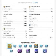 Vand cont Clash Royale - Joc PC Supercell