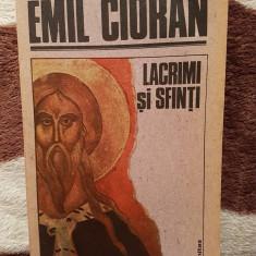 LACRIMI SI SFINTI-EMIL CIORAN