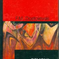 Demonii - F.M. Dostoievski - Roman
