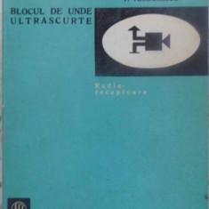 Blocul De Unde Ultrascurte - V. Teodorescu, 409665 - Carti Electrotehnica
