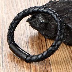 Bratara barbati tip Fossil TF519