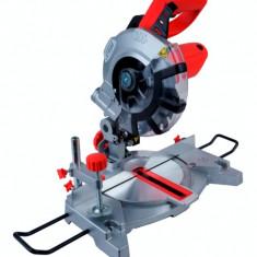 Fierastrau circular fix 210 mm x 1400W cu laser Raider Power Tools