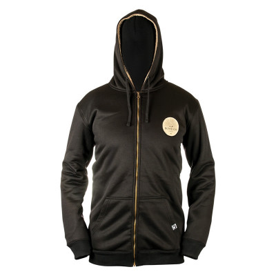 Hanorac Rome Riding Zip-Up black foto