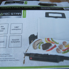 Grill electric Tec Star
