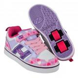 Heelys X2 Bolt Plus Light Pink/Lilac/Hearts, 30, 32, 33, 34, 35
