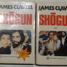 James Clavell - Shogun Vol. 1 + Vol. 2 1993 - Roman