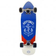 """Cruiser Kryptonics White Anchor 29""""/73cm - Skateboard KRYPTONICS, Marime: 50"""