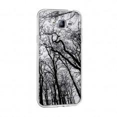 Husa Silicon, Ultra Slim 0.3MM, Forest, Samsung Galaxy S4