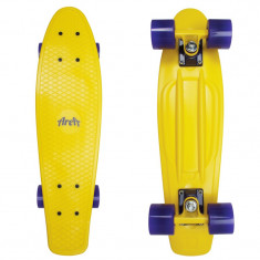 "Cruiser Area yellow/purple 22""/56cm"