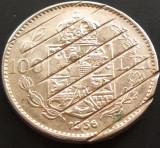 Moneda istorica demonetizata 100 LEI, anul 1936 CAROL II *cod 658