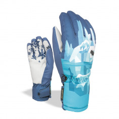 Manusi Level Bliss Coral light blue - Echipament ski Level, Femei