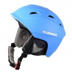 Casca Ski Blizzard Demon albastra