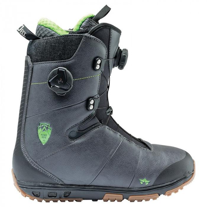 Boots snowboard Rome Inferno black 2017 foto mare