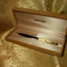 Pix placat aur Aurora-Italy, colectie, cadou, vintage