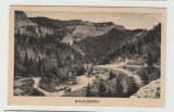 Cheile Bicazului 1940, Necirculata, Printata