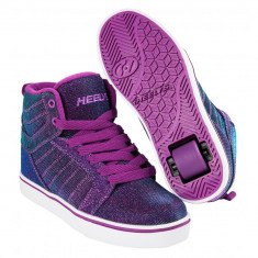 Heelys Uptown Purple/Aqua Colourshift