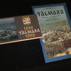 TALMAZA-1595-1995-LOCALITATE STRAVECHE DE PE VALEA NISTRULUI-, Alta editura