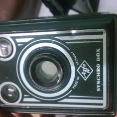aparat foto agfa synchro box