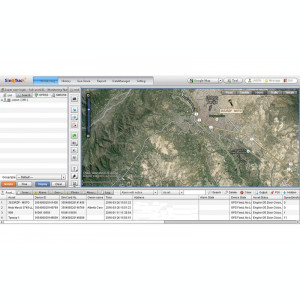 OBD II GPS Tracker 16PIN GSM